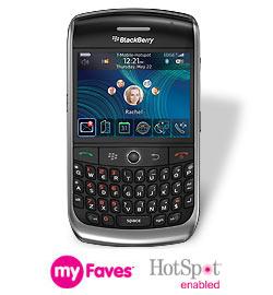 T-Mobile BlackBerry 8900