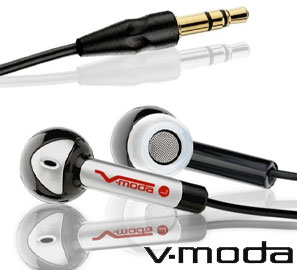 v-moda Bass Freq In-Ear Headphones