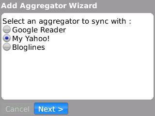 Choose Your Aggregator