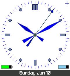 Vorino Clock