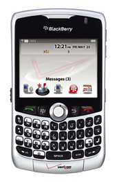 BlackBerry 8330 from Verizon Wireless