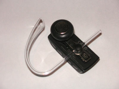 Ear bud and hook combine for comfortable and stable fit