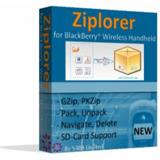 Ziplorer 2.0 for BlackBerry