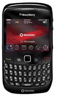 Rogers Officially Launches BalckBerry 8520