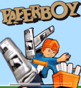 Paperboy For BlackBerry Hits App World