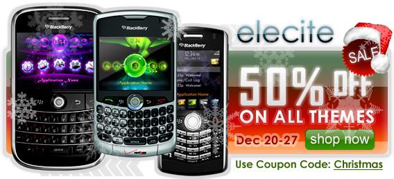 Elecite's 50% Theme Off Sale!