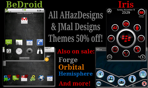 AHaz And JMal Desgins Theme Sale!