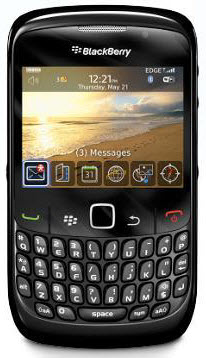 Rogers BlackBerry Curve 8520 Arriving In October!