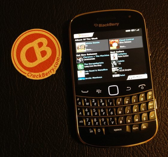 7Digital Music Store now available for BlackBerry 7 devices