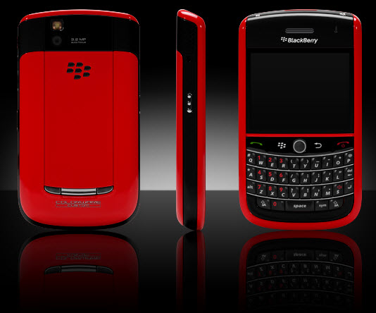 Colorware Your BlackBerry Tour!