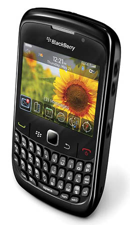 RIM Product Manager Discusses the BlackBerry Curve 8520 ...