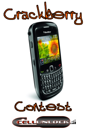 CrackBerry And CellUnlock 8520 Contest!