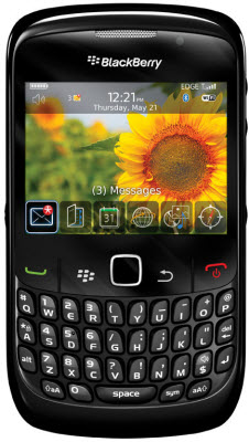 BlackBerry Curve 8520 On The Global Market
