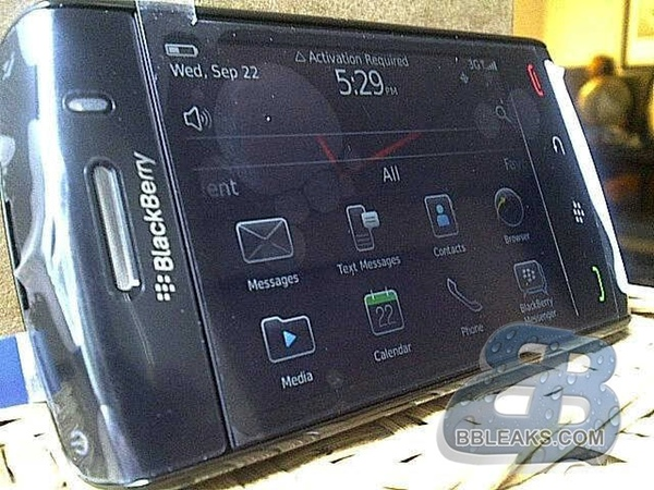 BlackBerry Storm 9570