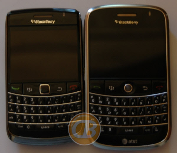 BlackBerry 9700 Onyx Live!