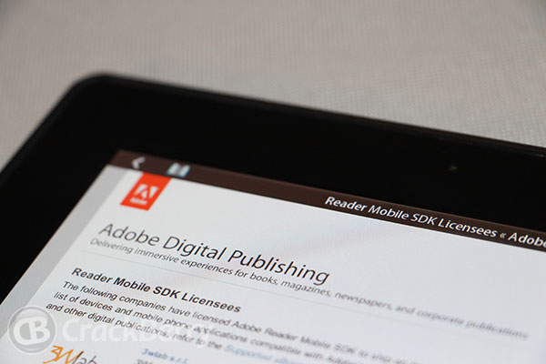 Adobe Reader Mobile SDK now available for BlackBerry 10 developers