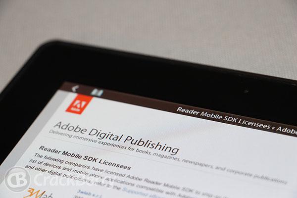 Adobe Reader Mobile SDK now available for BlackBerry 10 developers