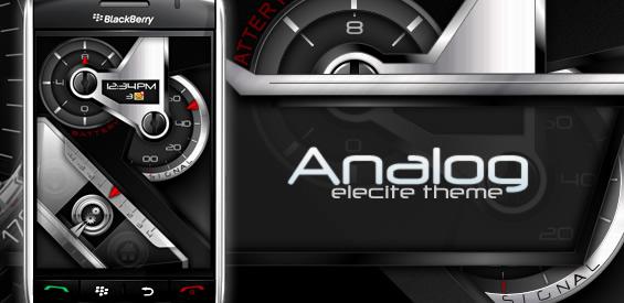 Elecite Releases Analog Premium Theme!
