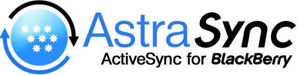 Astrasync For BlackBerry