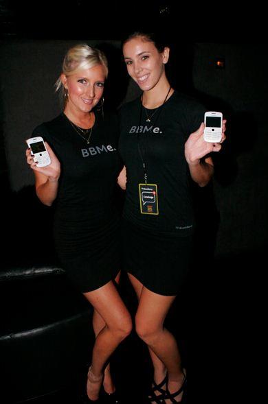 BBMe girls