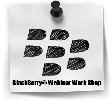 BlackBerry Application User Interface Design Webinar February 16th