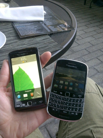 BlackBerry In Toronto