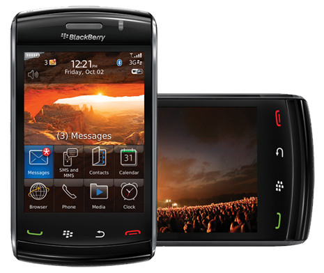Bell To Launch BlackBerry Storm 2 9550 On April 13th