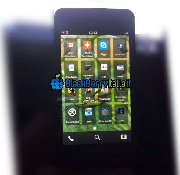 BlackBerry 10 images