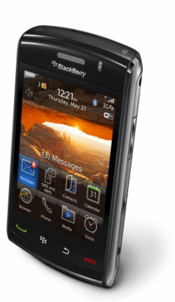 T-Mobile UK Prepares For BlackBerry Storm 2 Launch