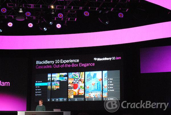 BlackBerry 10 Experience
