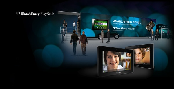 BlackBerry PlayBook Mobile Tour