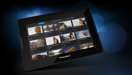 BlackBerry Tablet OS Native Developer Kit webinar taking place May 12