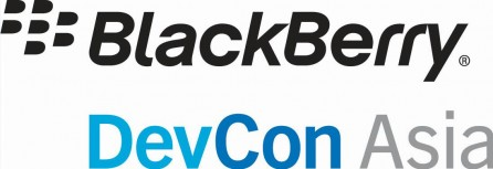 BlackBerry DevCon Asia