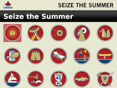 Sieze The Summer