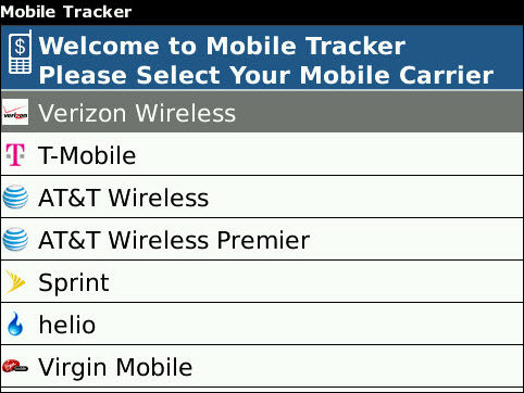 Pageonce Releases Mobile Minute Tracker For BlackBerry