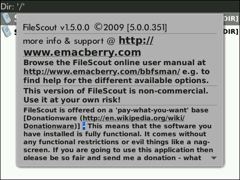 FileScout Version 1.5.0.0 Released