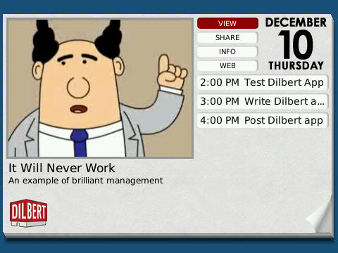 Dilbert And New Yorker Help Bring Some Humor To Your Daily Events
