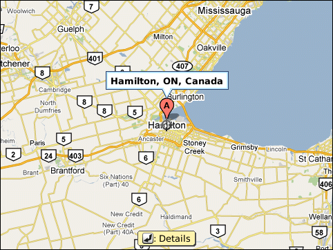 Hamilton Police Nab Car Jacker Using BlackBerry GPS