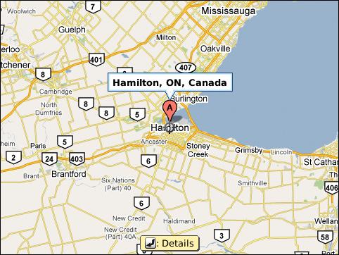 Hamilton Police Nab Car Jacker Using BlackBerry GPS