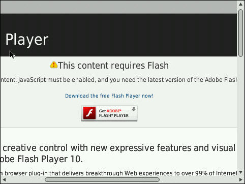Adobe Teaming Up With RIM To Bring Flash To BlackBerry