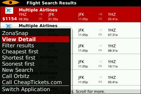 Kayak Releases Free Flight,Hotel Search And Booking Application!