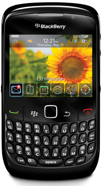BlackBerry Curve 8520 Set To Arrive On Fido