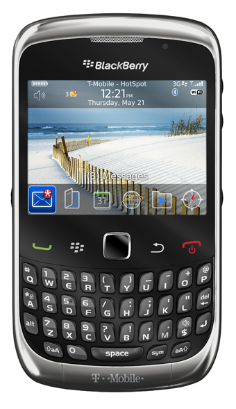 T-Mobile BlackBerry Curve 3G