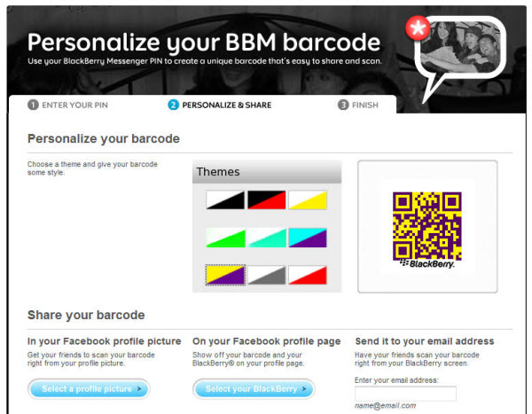 Personalize Your BlackBerry