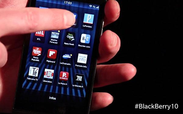Flipboard coming to BlackBerry 10?