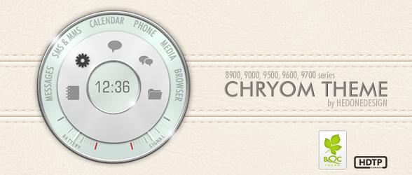 Hedone Design Releases Chryom Premium Theme