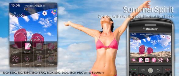 Hedone Design Summer Spirit Premium Theme