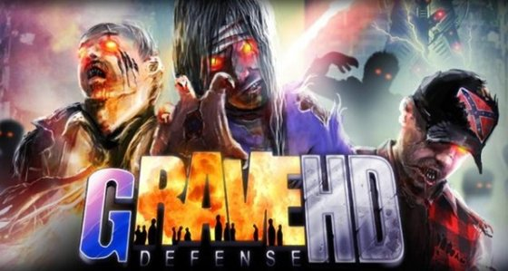 GRave Defense HD: Now available for the BlackBerry PlayBook