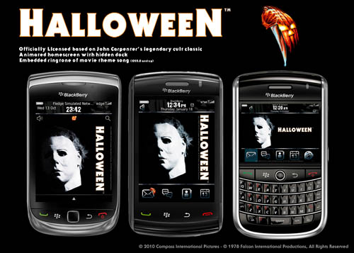Official Halloween Theme