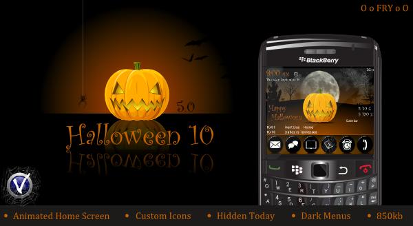 Premium Halloween theme
